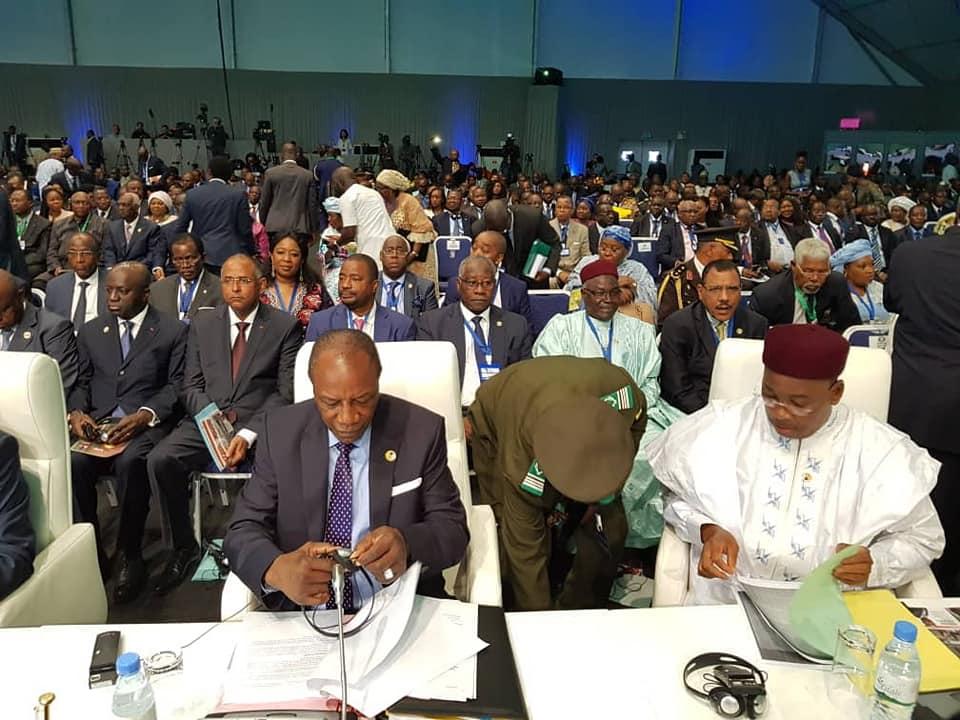 Affaire 3e mandat: le nouveau président de la Cedao, Issoufou du Niger met  en garde Alpha Condé ! | focusguinee.info